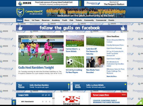 canveyislandfc.com
