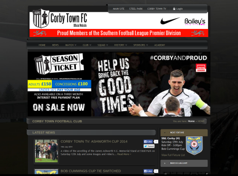 www.corbytown.co.uk