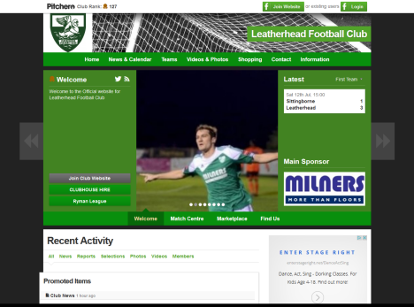 www.leatherheadfootballclub.co.uk