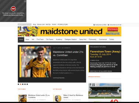 www.maidstoneunited.co.uk