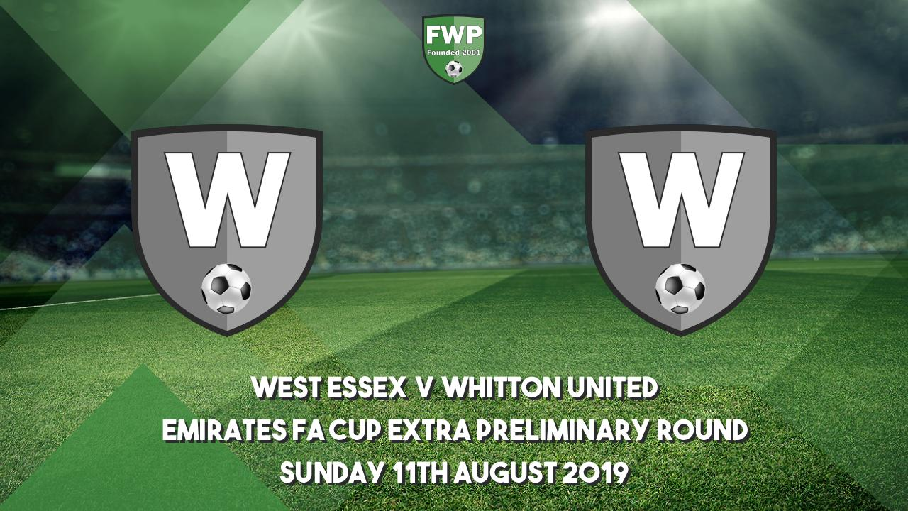 Emirates FA Cup Extra Preliminary Round | West Essex 1 - 2